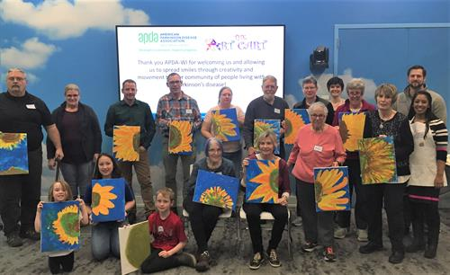 Art Therapy Workshop 2019