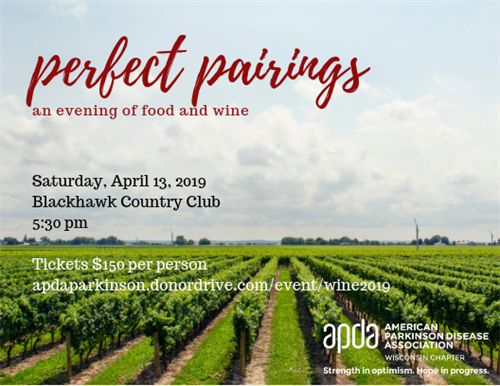 Perfect Pairings provides a delectable evening: A four-course paired dinner featuring a California winery, live music, and a silent auction.
