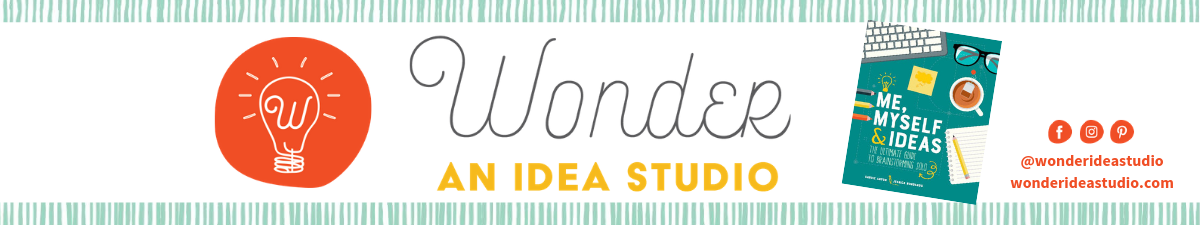 Wonder - An Idea Studio