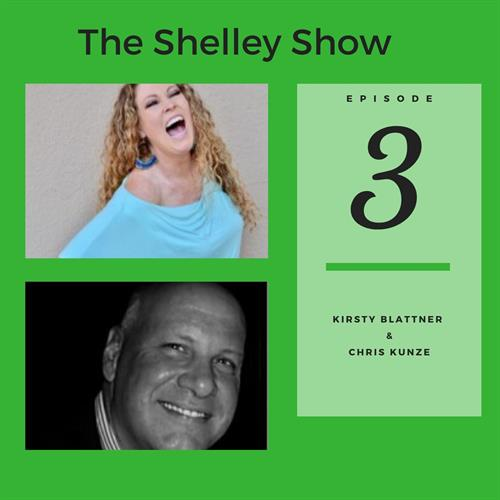The Shelley Show Podcast #3