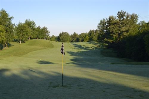Woods Course - Hole #9