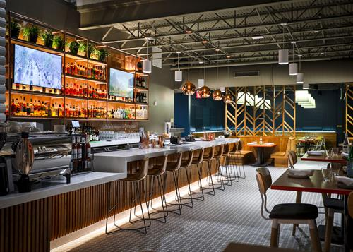 The Copper Bar at Everyday Kitchen