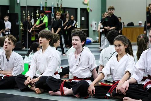 Middleton Karate Kids, LOVE Infinity Martial Arts