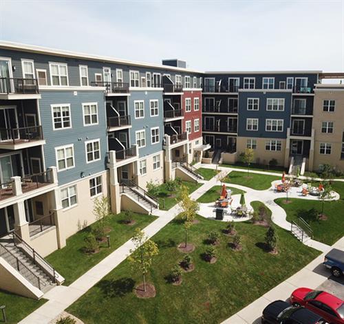 Hidden Creek Phase II: 97 Unit Apartment Building