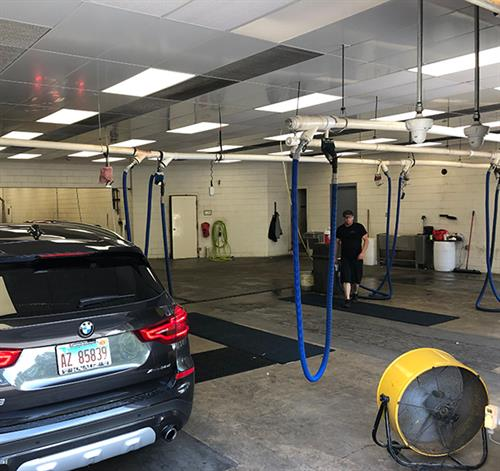 Triton Auto Spa: Carwash Improvement and Expansion