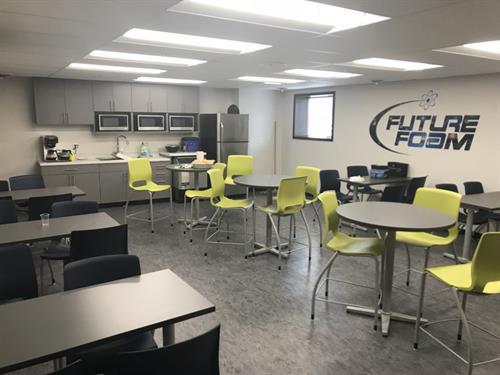 Future Foam: 2,000 SQFT Commercial Tenant Improvement and Expansion