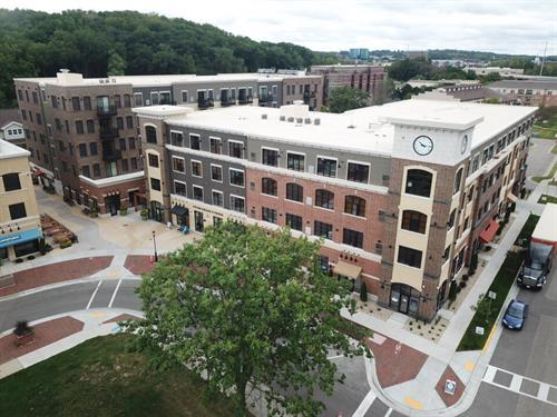 Middleton Center Phase II: 98 Unit Mixed Use/Apartment Building