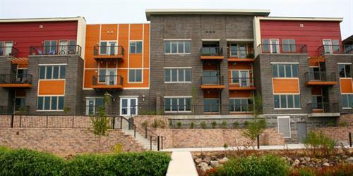 Lake Edge 42 Unit Apartment Building
