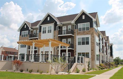 Prairie Trails: 54 Unit Apartment Building
