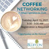 Coffee Networking via Zoom!