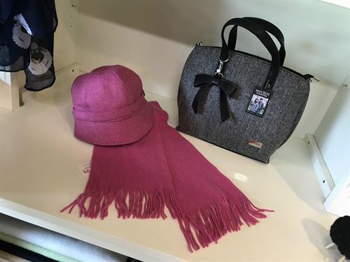 Tweed Handbags