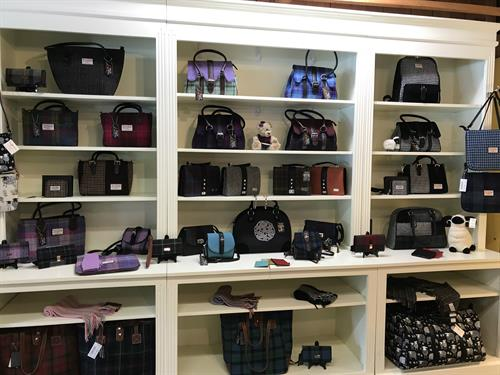 Harris Tweed Handbags and Purses