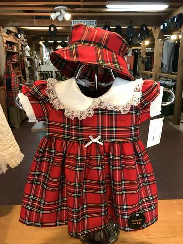 Tartan for kids