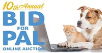 10th Annual Bid for PAL Online Auction