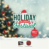 Tanger Holiday Tree Lighting Festival
