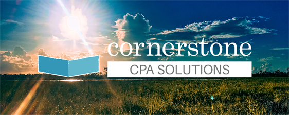 Cornerstone CPA Solutions, LLC