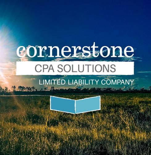 Cornerstone CPA Solutions Logo