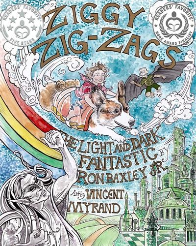 Ziggy Zig-Zags the Light and Dark Fantastic, Volume 1
