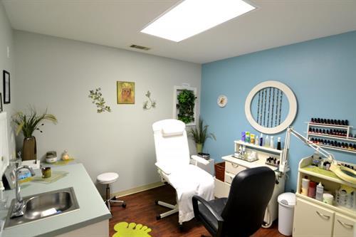 Medical Waterless Pedicure/Eva's Office