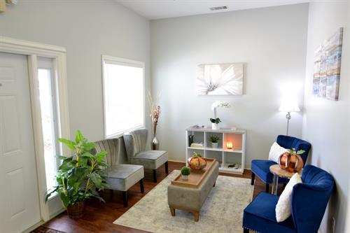 Waiting/Living Room