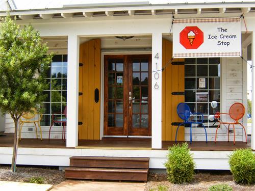Our First Shop in Richmond Hill Georgia 2009