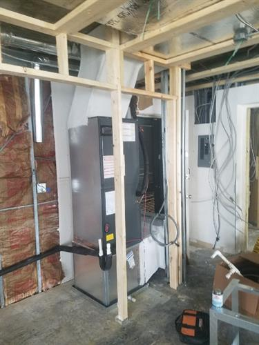 New construction and remodels