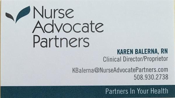 Nurse Advocate Partners LLC
