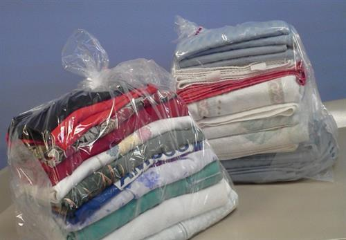 Residential Wash & Fold, Dry Cleaning Delivered to your Door