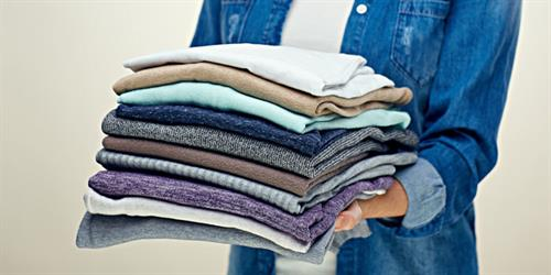 Wash & Fold, Dry Cleaning Delivered to your Door
