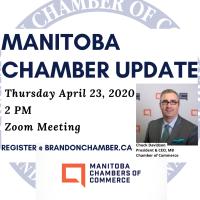 Chamber Event: Manitoba Chamber COVID-19 Update