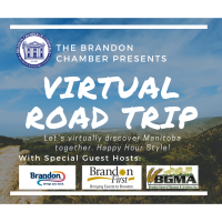 Virtual Roadtrip: Happy Hour Style! (Brandon)
