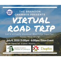 Virtual Roadtrip: Happy Hour Style! (Dauphin)