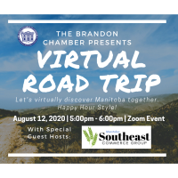 Virtual Roadtrip: Happy Hour Style! (MB Southeast)