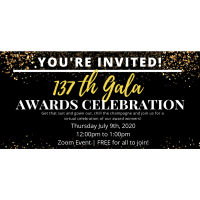 137th Annual Awards Show & Watch Party
