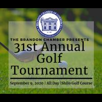 31st Annual Chamber Golf Tournament