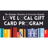 Love Local Gift Card Campaign