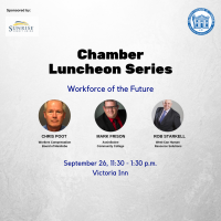 19/20 Chamber Luncheon - Workforce of the Future: A Discussion