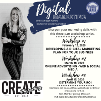 Digital Marketing Workshop #2: Online Advertising - Web and Social Media