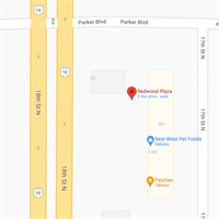 Commercial Space for Rent: Redwood Plaza