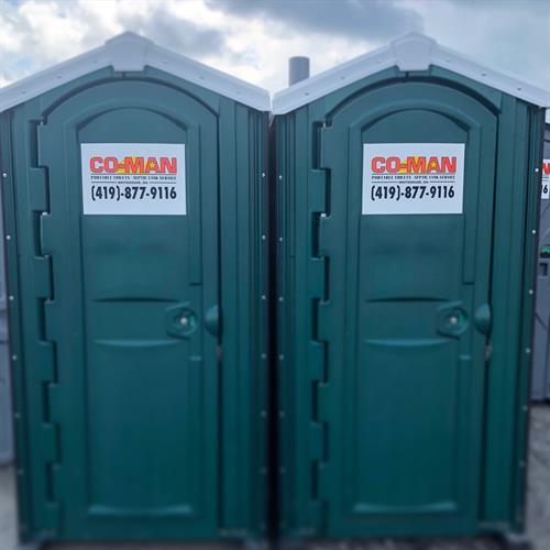 Park Toilets