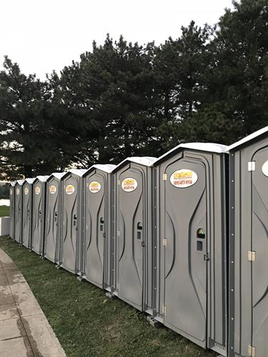 Special Event Toilets