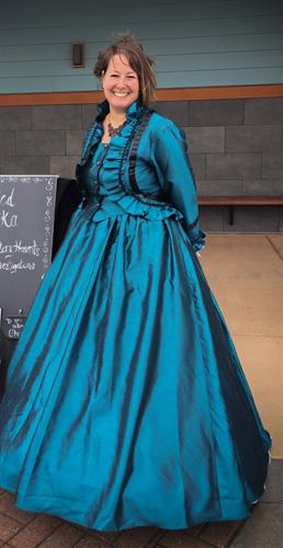 Haunted Sitka Historical Walking Tour