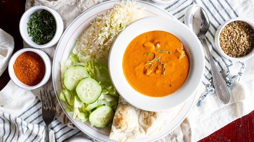 Lunch Special Chicken Tikka Masala
