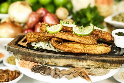 Fish Tandooru