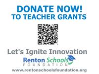 Renton Schools Foundation - Teacher Grant Fundraising Drive