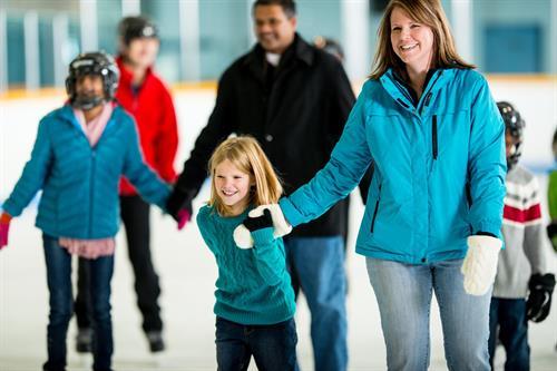 Public Skating & Birthday Parties