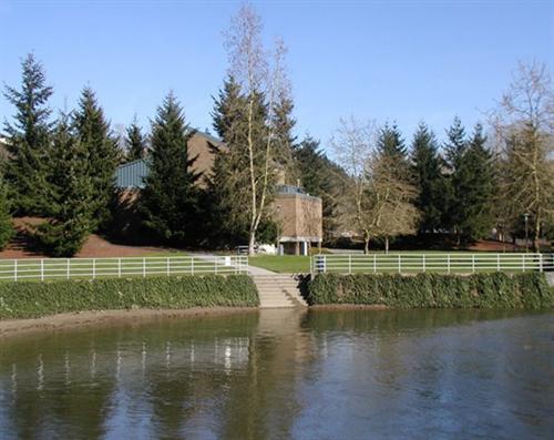 Theatre from the Cedar River