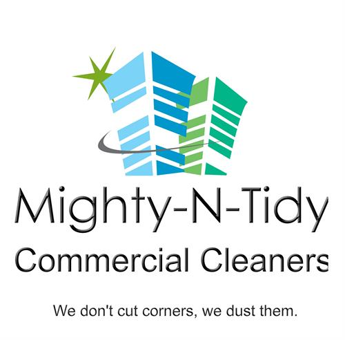 Mighty-N-Tidy Logo