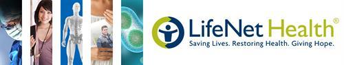 LifeNet Health - Saving Lives. Restoring Health. Giving Hope.