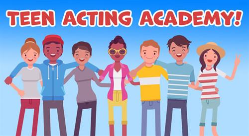 Acting class for Middle School and High School students that prepares them for auditions, presentations, and all the other exciting opportunities coming their way!